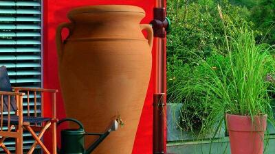 Helena Urn Style Water Butt – 300 Litres