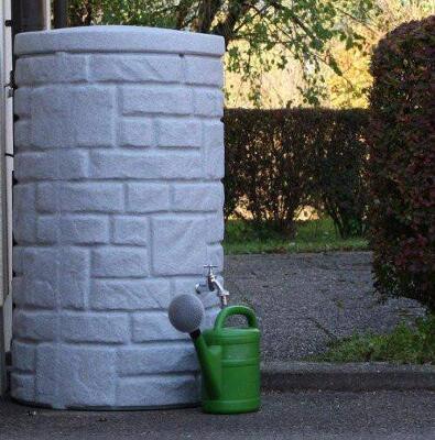 Arcado Water Butt – 230, 360, & 460 Litres